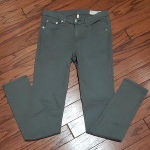 Rag & Bone skinny jeans pants EUC! Like new!